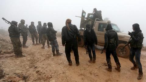 Сирийская армия обнаружила у боевиков европейскую аппаратуру РЭБ