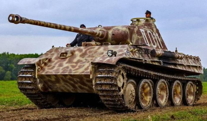 Заклятый враг «тридцатьчетверок»: как немецкие «Пантеры» вышли на охоту