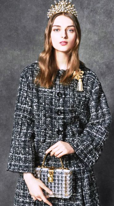 Dolce & Gabbana Lookbook pret-a-porter осень-зима 2016- 2017 — «Wonderland» (Страна чудес)