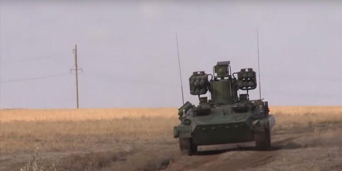 Опубликовано видео работы новой российской системы ПВО