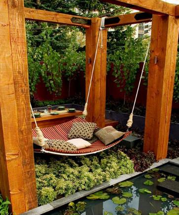 Шикарные идеи для дачи на летнее время... № 3 даже у меня получится!