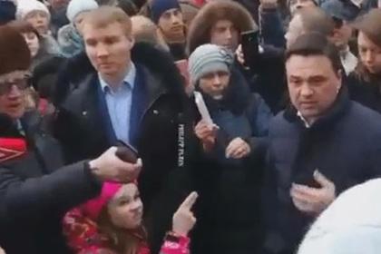 Мать «угрожавшей» губернатору Подмосковья девочки рассказала о гневе ребенка