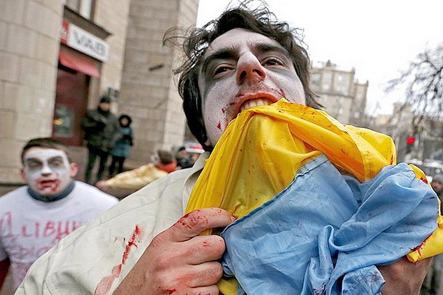 Украина окончательно сходит с ума. Факты и примеры