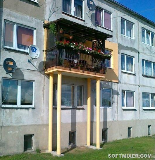 Балконный вопрос