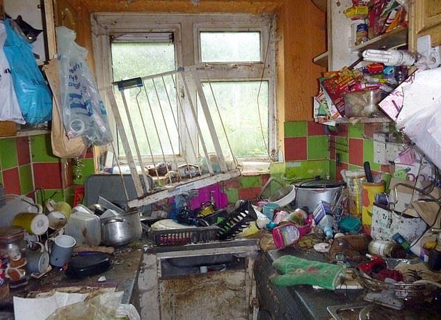 Засранный дом сильной незави…