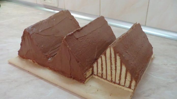 Рецепт домашнего тортика из 80-х — торт «Песочный»