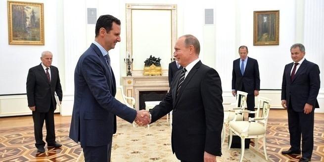 Двойной удар: Асад замкнул акербатский котёл и призвал расформировать западную коалицию