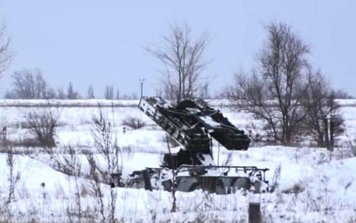 Опубликовано видео боевой подготовки Народной милиции ЛНР