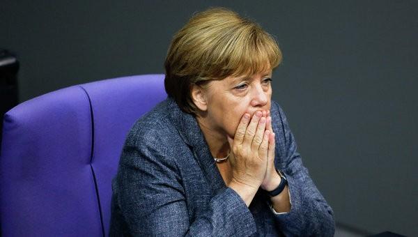 Меркель ездила к Путину за надеждой