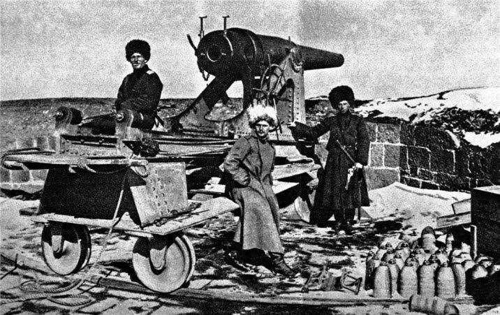 Спецназ в русской истории: «Дикая дивизия», «Летучие отряды», «Пластуны»