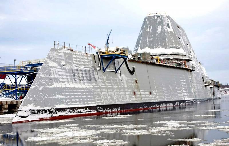 Готовы ли США потерять свой флот в Арктике?