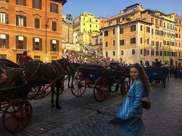 Рина Гришина отдыхает в Италии