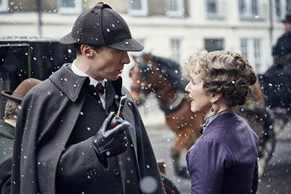 Первый канал назвал причиной утечки серии «Шерлока» халатность сотрудника
