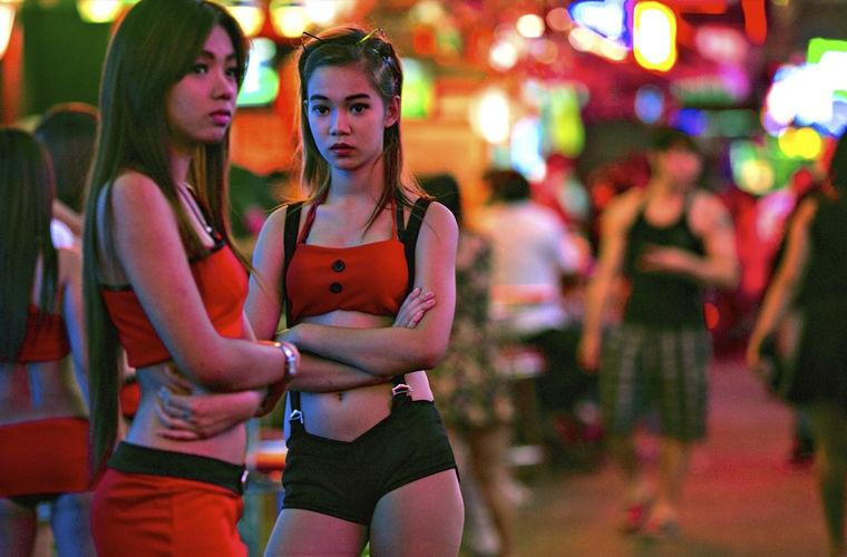 """""""Привет, я вам нравлюсь?"""" История тайской пpoститутки"""