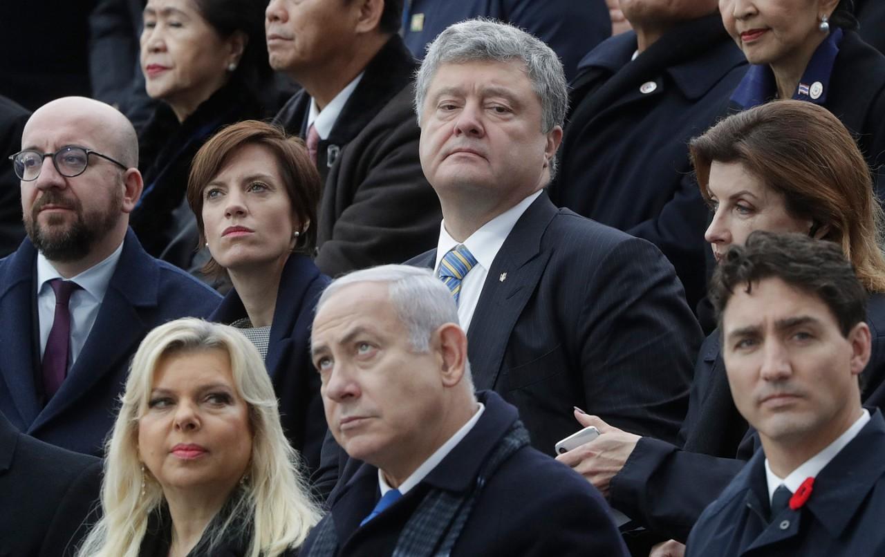 Нерукопожатный Порошенко- это позор!