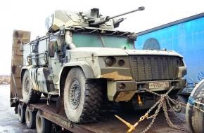 Непробиваемый «Тайфун-ВДВ»: новый бронеавтомобиль защищен от любой угрозы