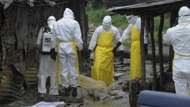 Российская вакцина против Эболы: тесты начинаются в Гвинее