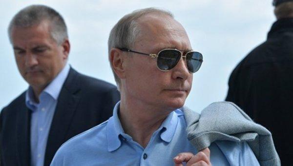 В Крыму все идет по плану: П…