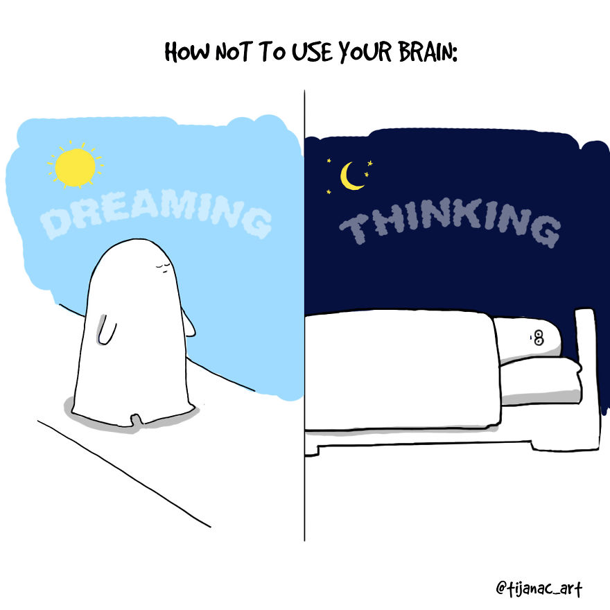 I Cope With My Everyday Problems By Drawing Comics (10+ Pics)