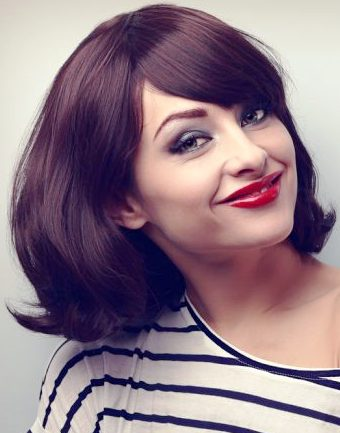 Как подобрать прическу для тонких волос средней длины — советы с фотографиями