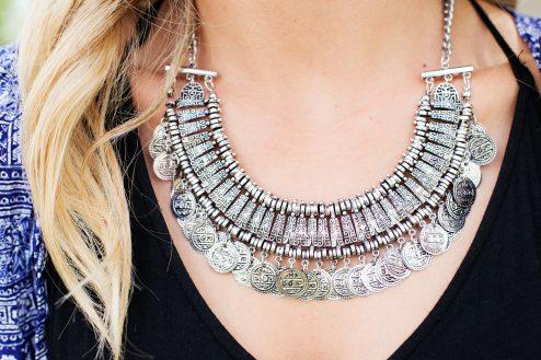 Как носить магическое ожерелье