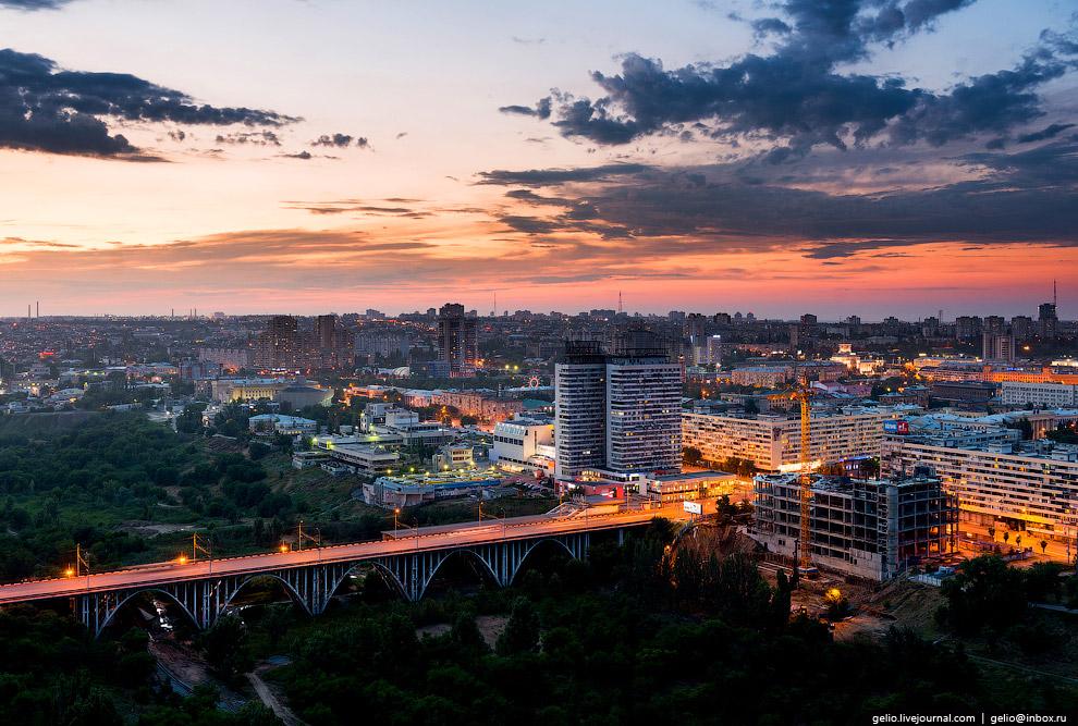 Астраханский мост.