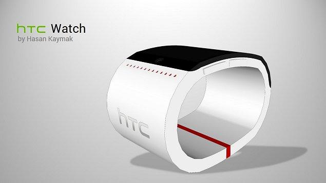 HTC выпустит собственные умные часы SmartWatch