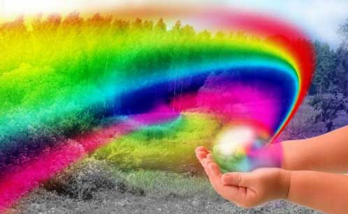Желая счастья другим, вы сами будете счастливы