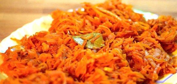 Салат рыба под маринадом рецепт с фото