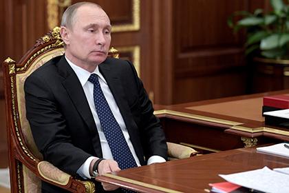 Путин поставил заказчиков компромата на Трампа ниже проституток