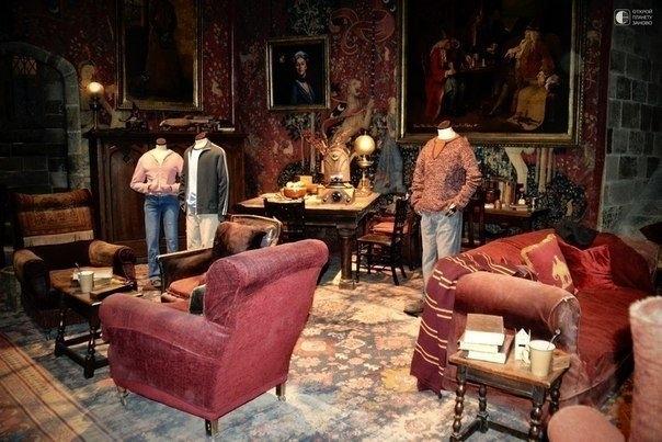 Музей Гарри Поттера в Лондоне.