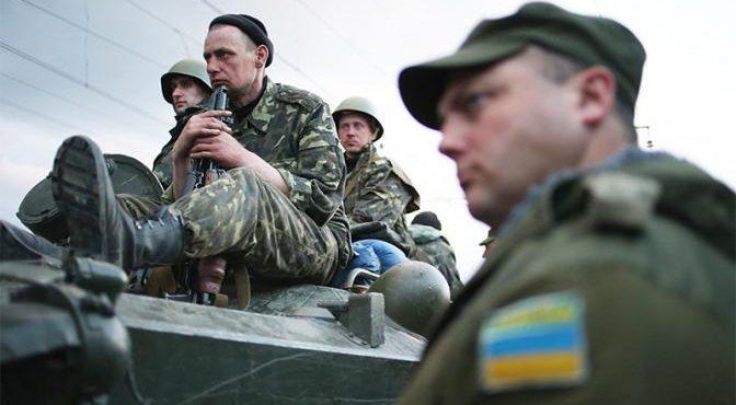 Киевских «ястребов» ждет забой в Донбассе