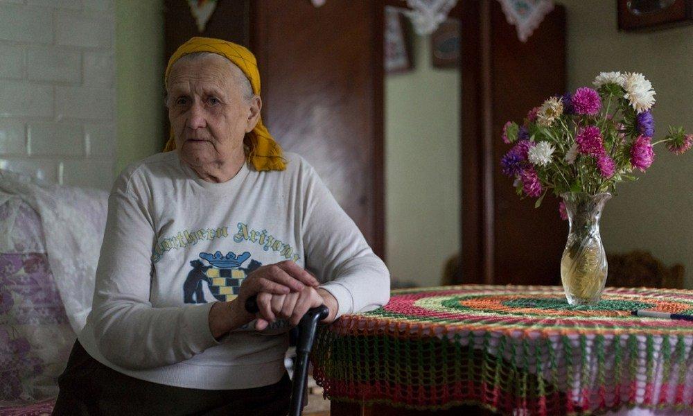 Отчаянно смелая бабушка