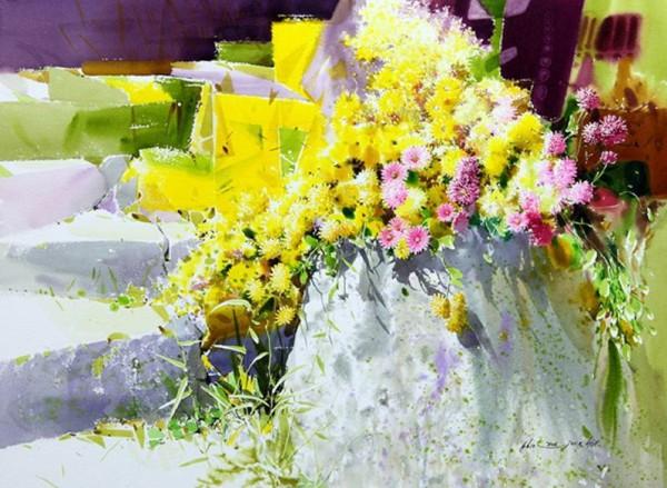 художник Shin Jong Sik - 07