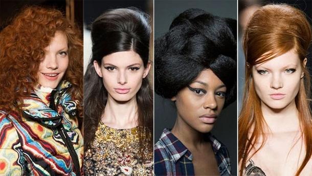 причёска в стиле 80-х своими руками