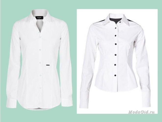 Ода белой рубашке