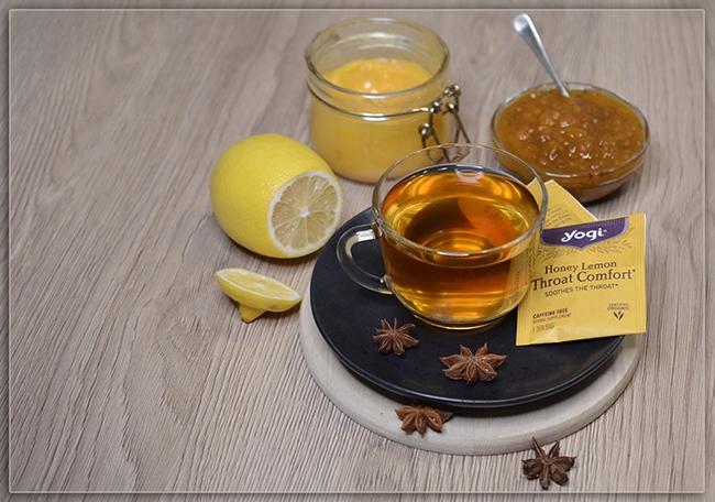 Осенне-зимний must-have: чай Yogi Throat Comfort