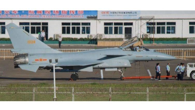 Атака клонов: чем будет воевать в воздухе Китай