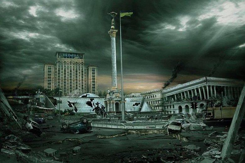 Экстрасенс А. Шепс: Будущее Украины, которое я вижу, просто пугает