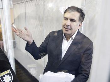 Саакашвили предложил Порошенко помириться