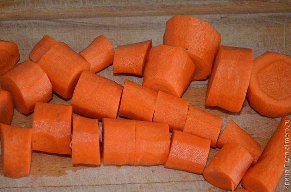 Острая икра из моркови на зиму