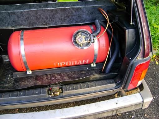 Опрос ЗР: А у нас в машине газ, а у вас?