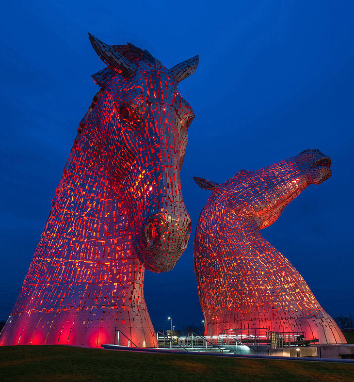«Келпи» (The Kelpies)