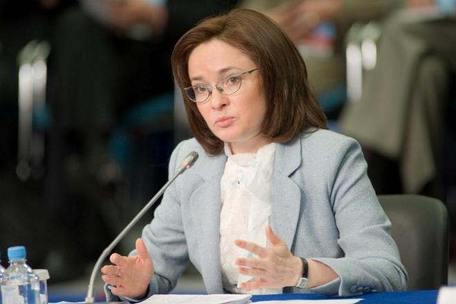 Набиуллина назвала точечными проблемы в российском банковском секторе