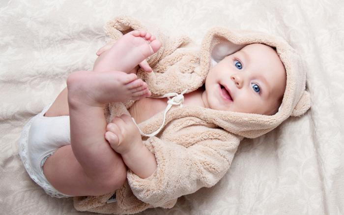О чем могут рассказать движения малыша