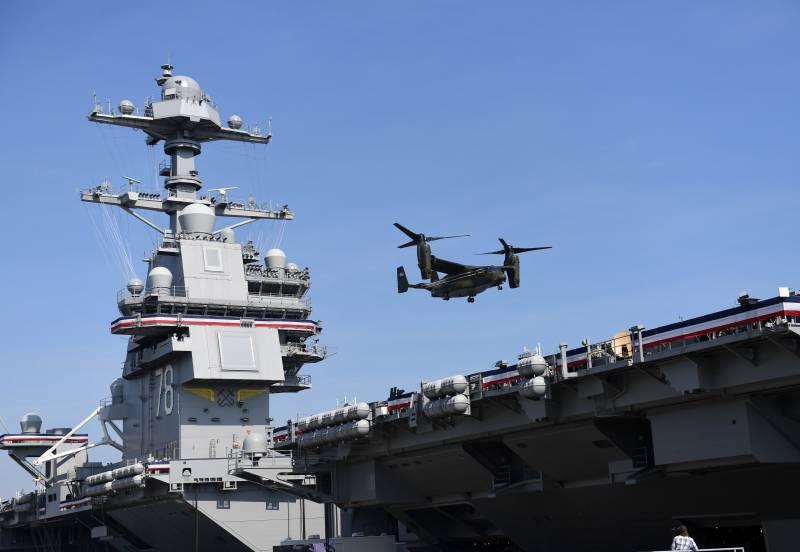 National Interest: РФ и КНР поставят крест на американских авианосцах