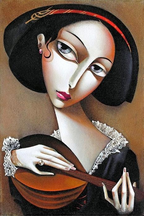 Ira Tsantekidou by Catherine La Rose (14) (466x700, 297Kb)