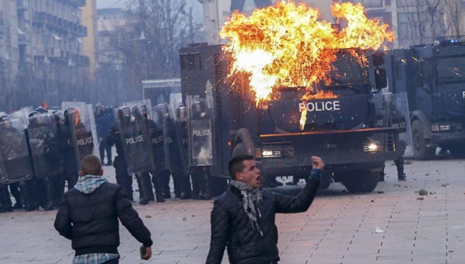 Сербский «майдан» на пороге: Россию готовятся «выбросить» с Балкан