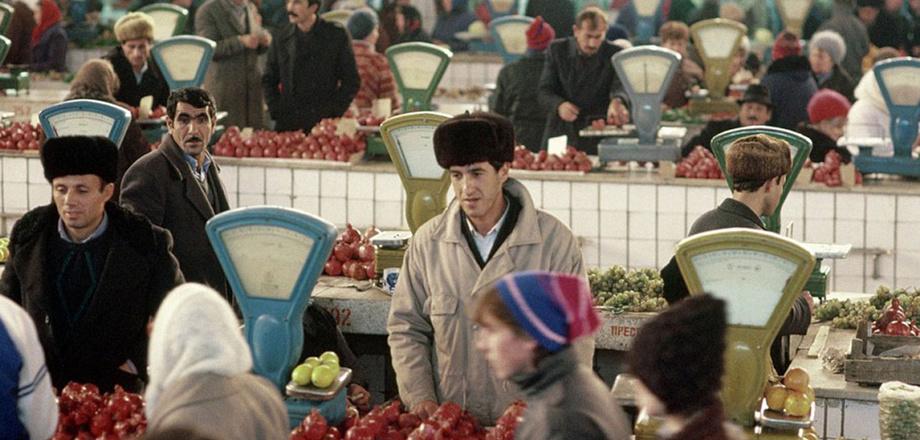 Глазами иностранца: 15 красноречивых фото о том, как жилось людям, когда умирал Советский Союз
