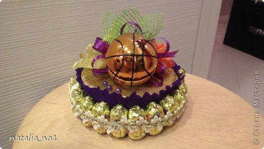 Мастер-класс Свит-дизайн МК по изготовлению лилии Бумага гофрированная фото 17